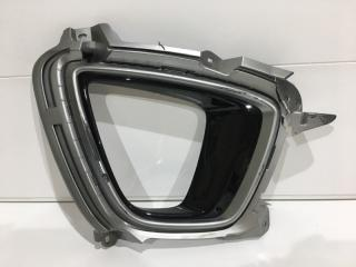 Запчасть окантовка птф передняя правая Kia Sorento 2015-