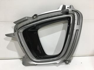 Запчасть окантовка птф передняя левая Kia Sorento 2015-