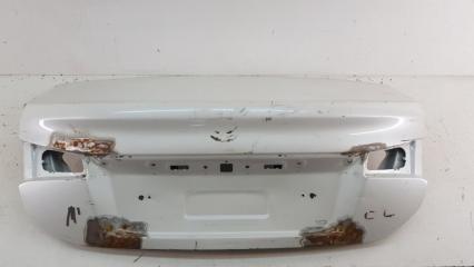 Запчасть крышка багажника Citroen C4 2012-
