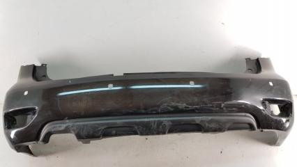 Запчасть бампер задний Nissan Patrol 2010-
