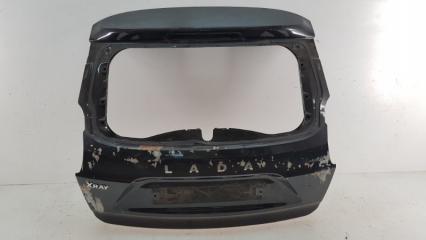 Запчасть крышка багажника Lada X-Ray 2016-
