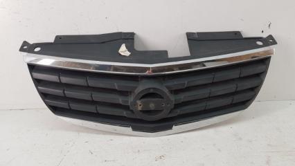 Запчасть решетка радиатора Nissan Almera 2007-2013