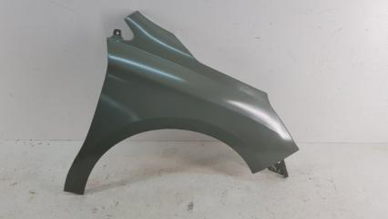 Запчасть крыло переднее правое Citroen C4 2011-