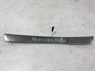 Запчасть накладка порога передняя левая Mercedes-Benz B-Class 2011-2018