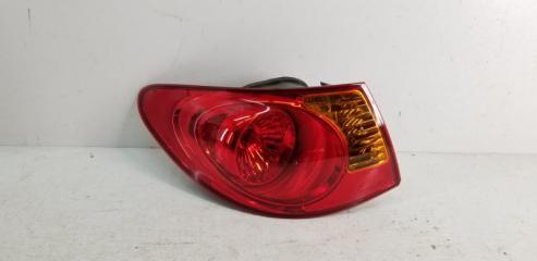 Запчасть фонарь задний левый Hyundai Elantra 2006-2011