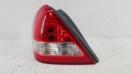 Запчасть фонарь задний левый Nissan Tiida 2007-2014