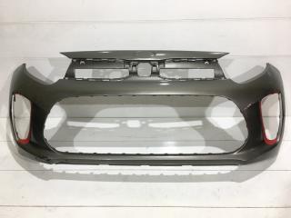 Запчасть бампер передний Kia Picanto 2017-
