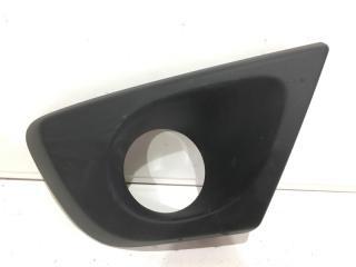 Запчасть окантовка птф передняя правая Renault Duster 2011-