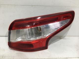 Запчасть фонарь задний правый Nissan Qashqai 2014-