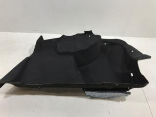 Запчасть обшивка багажника задняя правая Citroen c4 2011-