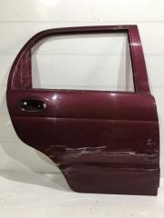 Запчасть дверь задняя правая Daewoo Matiz 1998-