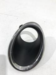 Запчасть окантовка птф передняя правая Nissan Qashqai 2014-