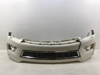 Запчасть бампер передний Infiniti QX56/QX80 2010-