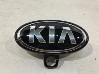 Запчасть эмблема передняя kia Sorento Prime 2015-