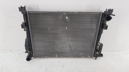 Запчасть кассета радиаторов Lada Vesta 2015-