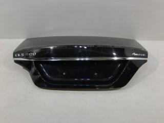 Запчасть крышка багажника задняя Mercedes-Benz cls 2011-