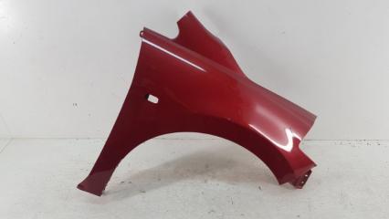 Запчасть крыло переднее правое Nissan Tiida 2007-2014