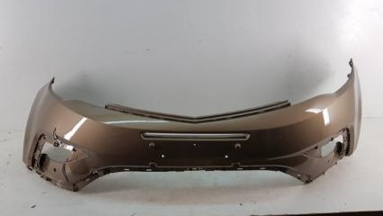 Запчасть бампер передний Geely Atlas 2015-