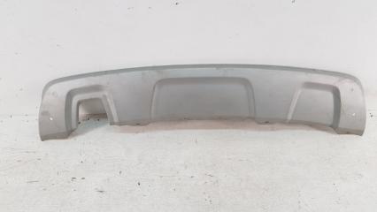 Запчасть накладка бампера задняя Renault Duster 2010-2015