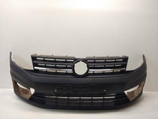 Запчасть бампер передний Volkswagen Caddy 2015-2019