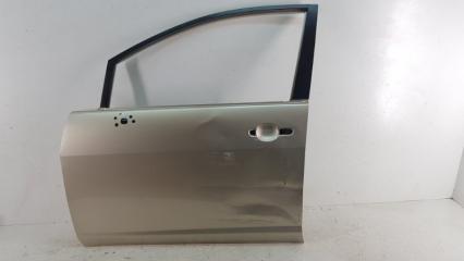 Запчасть дверь передняя левая Nissan Tiida 2005-2013