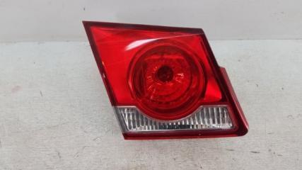 Запчасть фонарь задний левый Chevrolet Cruze 2009-2016