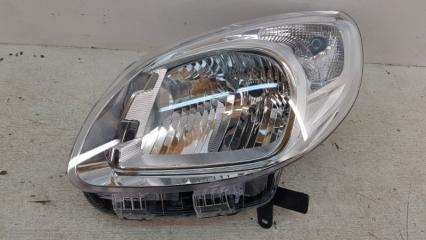Запчасть фара левая Renault Kangoo 2013-