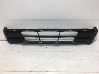 Запчасть решетка бампера передняя Hyundai Solaris 2014-