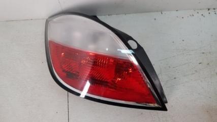Запчасть фонарь задний левый Opel Astra 2004-2007
