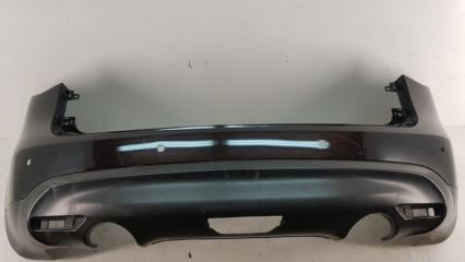 Запчасть бампер задний Infiniti QX70 2008-2017