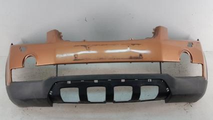 Запчасть бампер передний Chevrolet Captiva 2006-2010