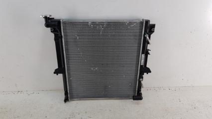 Запчасть радиатор двс Mitsubishi L200 200+6