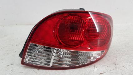 Запчасть фонарь задний правый Daewoo Matiz 2010-