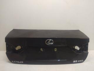 Запчасть крышка багажника задняя Lexus GS 2012-2018