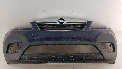 Запчасть бампер передний Opel Mokka 2012-