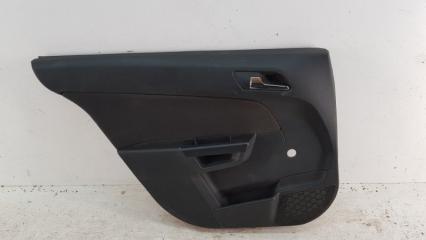 Запчасть обшивка двери задняя левая Opel Astra 2004-