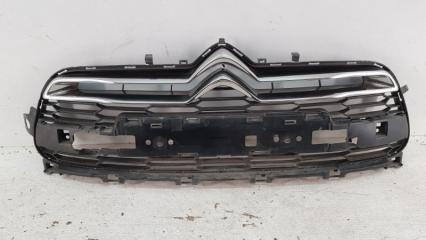 Запчасть решетка радиатора передняя Citroen DS5 2012-2015