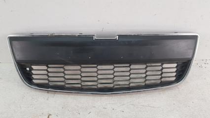 Запчасть решетка бампера передняя Chevrolet Aveo 2011-