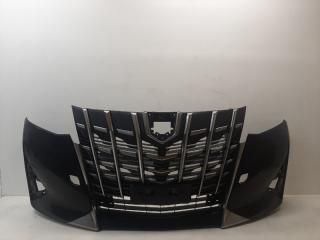Запчасть бампер передний Toyota Alphard 2018-