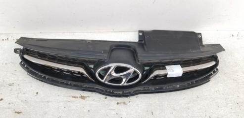 Запчасть решетка радиатора передняя Hyundai Elantra 2011-