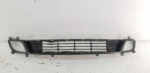 Запчасть решетка бампера передняя Kia Cerato 2013-