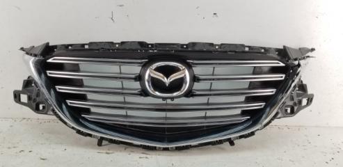 Запчасть решетка радиатора передняя Mazda CX-9 2016-