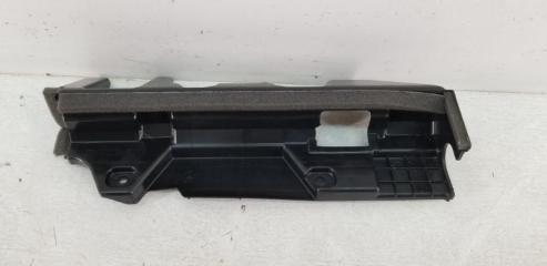 Запчасть дефлектор радиатора Hyundai Solaris 2011-2014