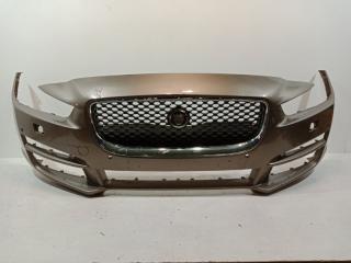 Запчасть бампер передний Jaguar XE 2015-2019