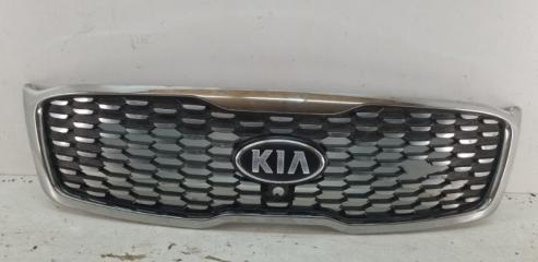 Запчасть решетка радиатора передняя KIa Sorento Prime 2015-