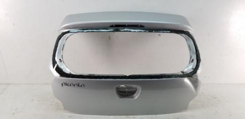 Запчасть крышка багажника задняя KIa Picanto 2017-