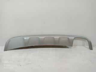 Запчасть накладка бампера задняя Kia Sorento Prime 2017-