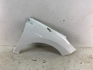 Запчасть крыло переднее правое Peugeot 308 2007-2015
