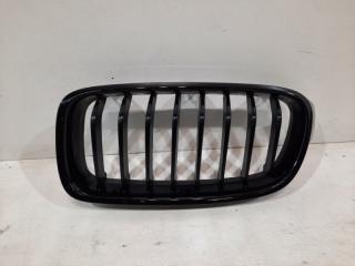Запчасть решетка радиатора передняя левая BMW 3er 2011-