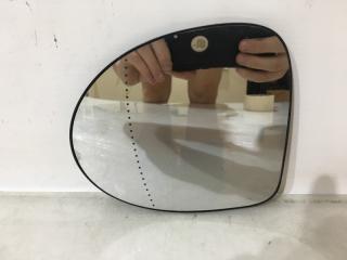 Запчасть зеркальный элемент левый Renault symbol 2009-
